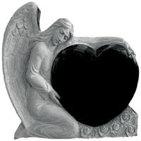 Angel Granite Monument Headstone